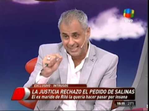 Rial dio novedades del caso Ritó - Salinas