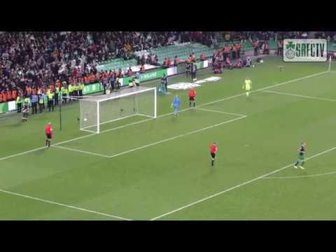 Penalty Shootout Win v Dundalk | FAI Cup Final | 3rd November 2019