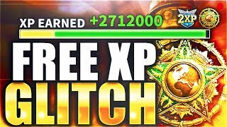 "COD WW2 UNLIMITED ""XP GLITCH"" is BROKEN in MULTIPLAYER! (Call Of Duty WWII XP GLITCH)"