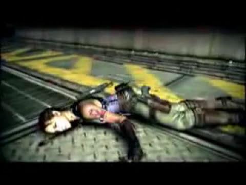 Resident Evil 5: Sheva dead scene