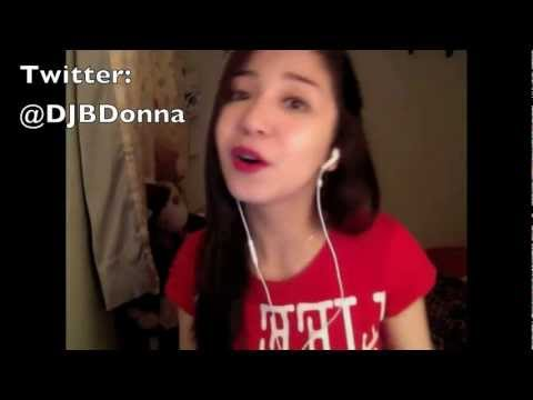 bagsakan And Simpleng Tao Cover By Donnalyn Bartolome  (courtesy Facebook Of Donnalyn) video
