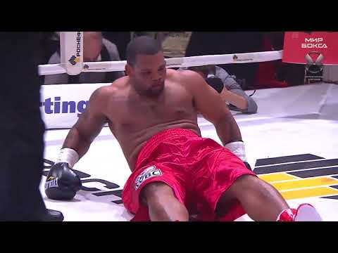 Александр Поветкин - Майк Перес |Нокаут | Мир бокса