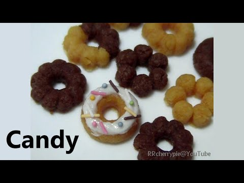 Kracie - happy kitchen #1 - Donuts (Edible / can eat)