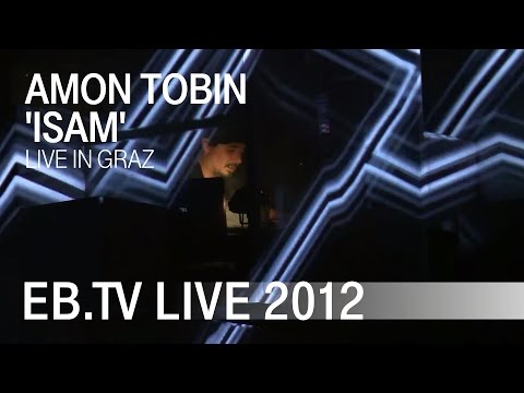 Amon Tobin 'Isam' live in Graz (2012)