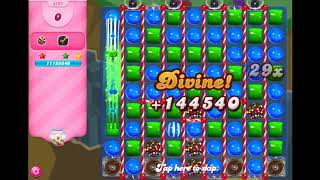 Candy Crush Saga - Level 3309 ☆☆☆ - Longest Sugar Rush