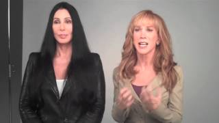 Kathy Griffin and Cher - Hold On