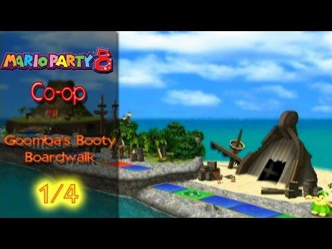 Mario Party 8 Co-op: Goomba's Booty Boardwalk (Osa 1/4) thumbnail