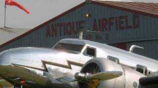 2009 AAA/APM Invitational Fly-in at Antique Airfield