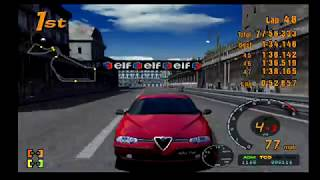 Gran Turismo 3 Playthrough Part 94! Part 2 of the Rome Endurance Race! Great End of the Race!