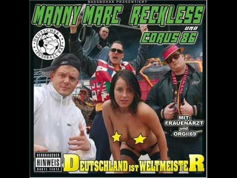 Manny Marc Ft  Reckless Und Corus86 - Auf Die Fresse  Mp³