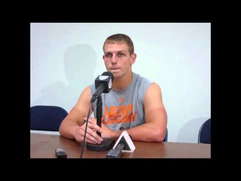 QB Blake Bogenschutz Post Game 42-32 Loss to Arizona 9.3.15