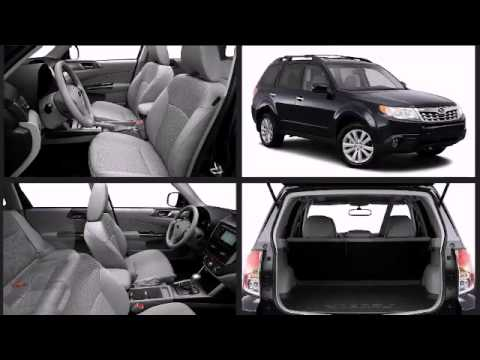 2013 Subaru Forester Video