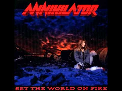 Annihilator - Bats In The Belfrey