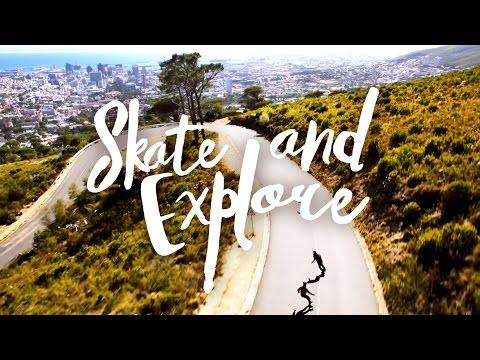 Skate & Explore - Landyachtz 2015