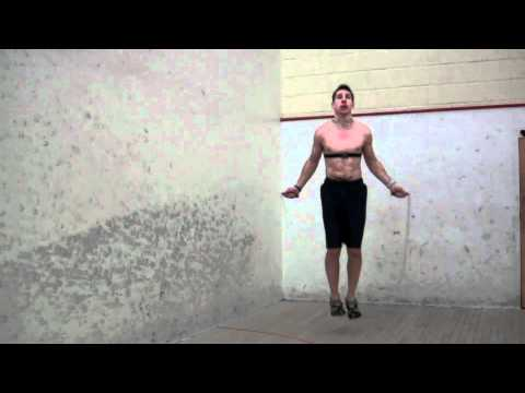 Simple Skipping Workout