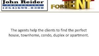 Rental Company in Killeen, TX