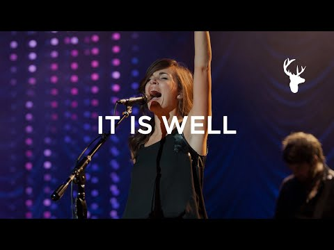 It Is Well - Kristene DiMarco & Bethel Music - You Make Me Brave...