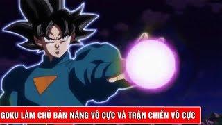 Goku làm chủ Bản năng vô cực và trận chiến vô cực - Super Dragon Ball Heroes tập 9