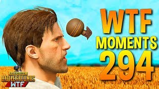 PUBG Daily Funny WTF Moments Highlights Ep 294