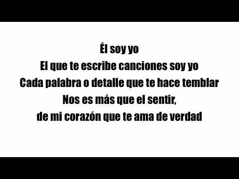 El Soy Yo - Grupo Samuray (letra) video