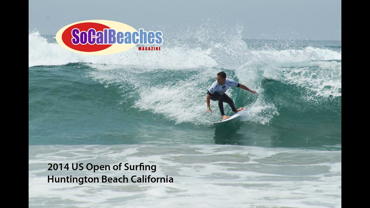 2012 Nike US Open of Surfing in Huntington Beach