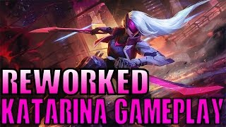 Katarina God?! - League of Legends - Srpski Gameplay