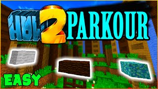 HOW 2 PARKOUR! - EASY STAGE (Levels 1 to 7)