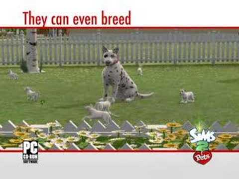 The Sims™ 2 Pets Official Trailer