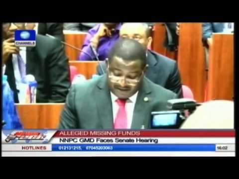Senate Hearing: No 10.87billion Dollars Is Seated In NNPC - Group GMD