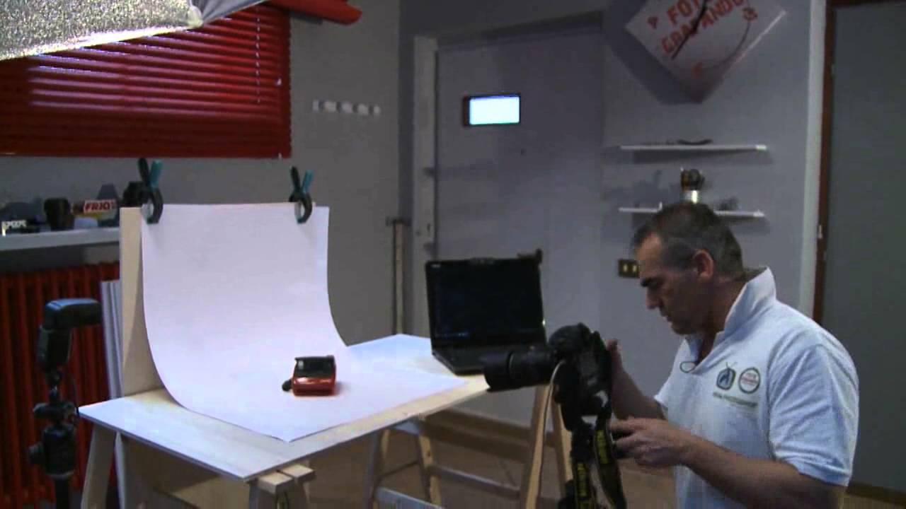 Fotografia digitale crea il tuo set fotografico fatto in for Crea il tuo software di casa