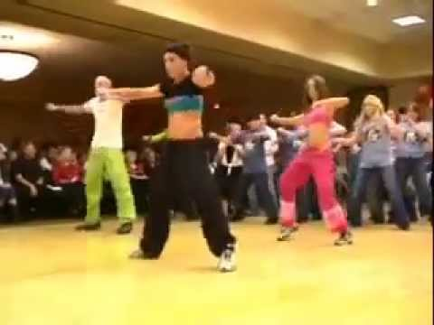 Lose Weight Fast With Zumba Dance Fitness Workout video