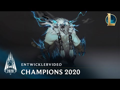 Champions in der Saison 2020 | Entwicklervideo – League of Legends