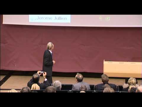 Sir John B Gurdon Nobel lecture Lund University 14 December 2012