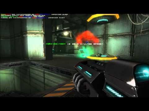 Official Alien Arena 2011 trailer