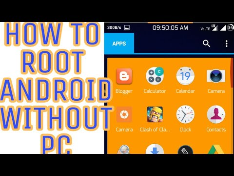How to Root any Android smartphone without PC