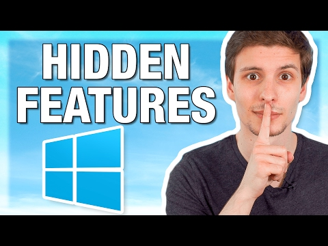 Top 10 Hidden Windows Features (You'll Wish You Knew Sooner)