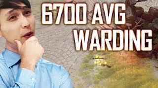 6700 MMR WARDING - SingSing Dota 2 Highlights