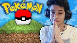 LOS NUEVOS LUCKY BLOCK POKEMON (Minecraft - Lucky Block Pokemon Pixelmon Race)