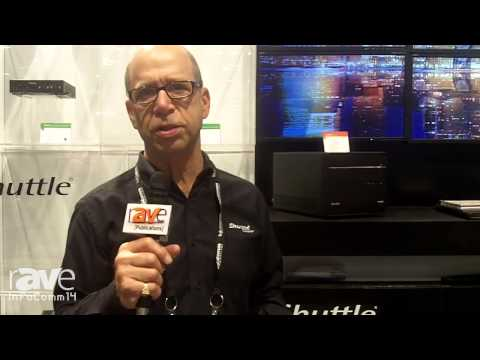 InfoComm 2014: Shuttle Showcases the DS61