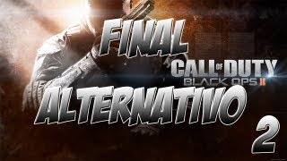 Call Of Duty: Black Ops 2 | Final Alternativo | Alex Mason Vive, Harper Vive, Menendez Muere