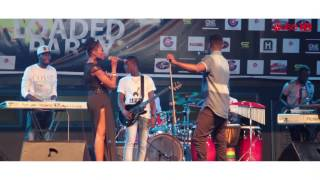 Sarkodie's performance at the loaded party 2015
