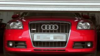 Audi straight pipe TDI 3.0