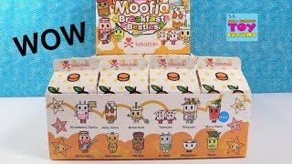 Tokidoki Moofia Breakfast Besties Series Blind Box Figure Review | PSToyReviews