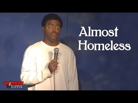 Almost Homeless - ComedyTime