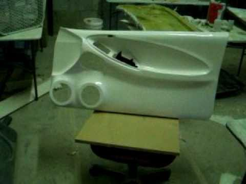Custom Fiberglass Door Panels 07 15 2013 Updated Youtube