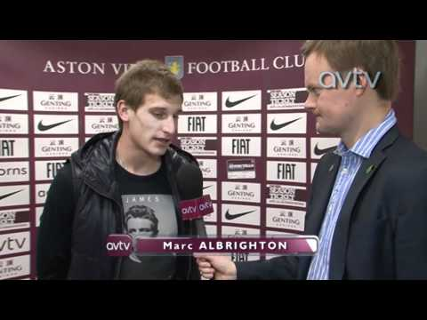 Marc Albrighton stars in AVTV's Blackburn show