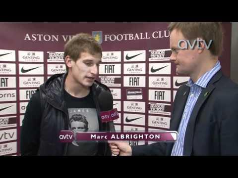 Marc Albrighton stars in AVTV's Blackburn show