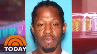 Orlando Police Shooting: Manhunt For Suspect Markeith Loyd Intensifies | TODAY