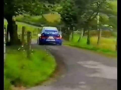 Campeonato de España 97 rallyes de Asfalto