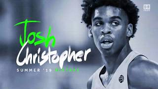 Josh Christopher Went OFF All Summer - Official Summer 2019 Mixtape